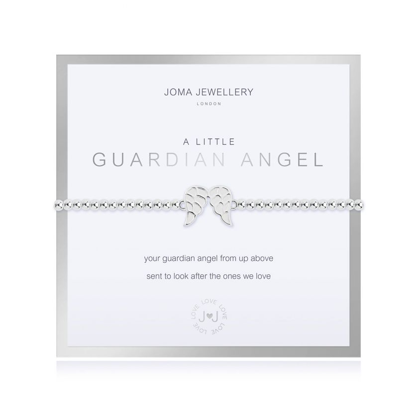BEAUTIFULLY BOXED A LITTLES - GUARDIAN ANGEL - BRACELET