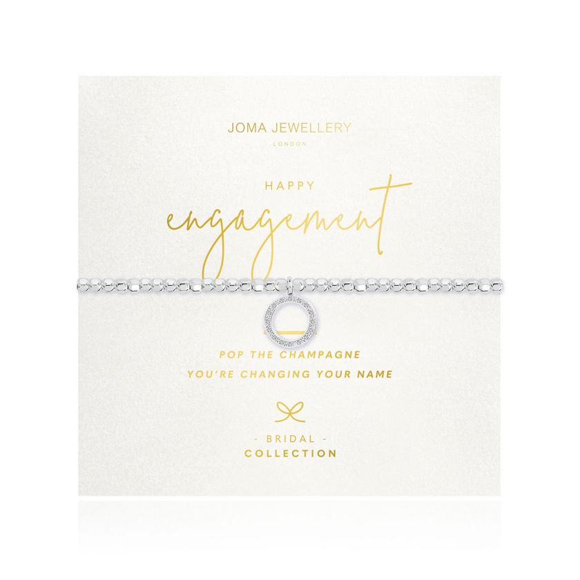BOXED BRIDAL COLLECTION - HAPPY ENGAGEMENT
