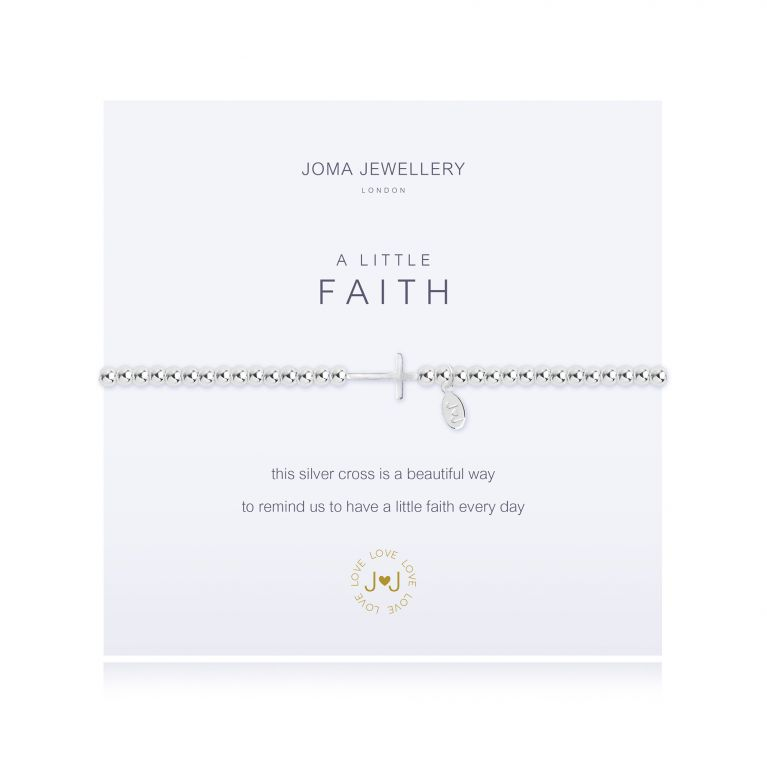 A LITTLE FAITH - BRACELET