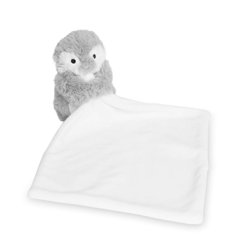 PENGUIN SOFT TOY COMFORTER