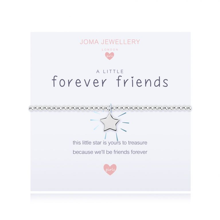 CHILDREN'S A LITTLE FOREVER FRIENDS - BRACELET