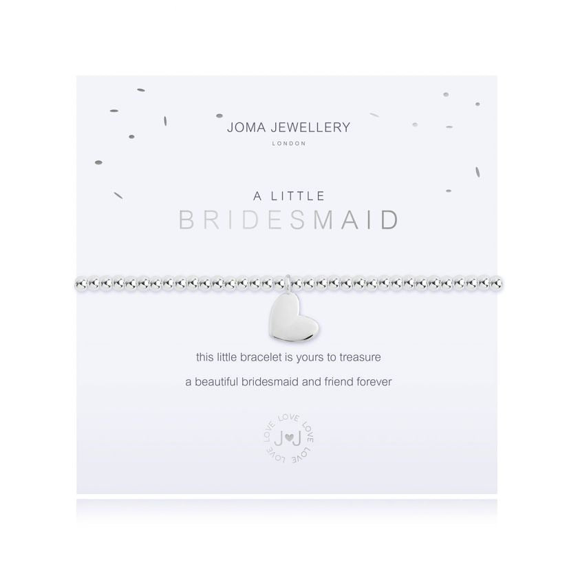 A LITTLE BRIDESMAID- BRACELET