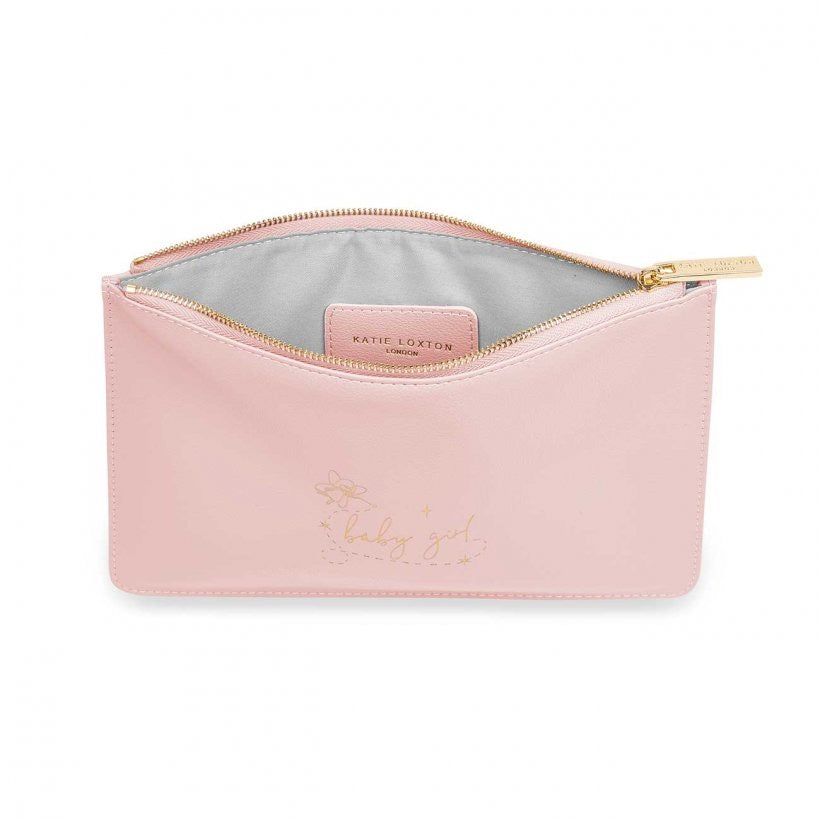 PERFECT POUCH - BABY GIRL - PINK