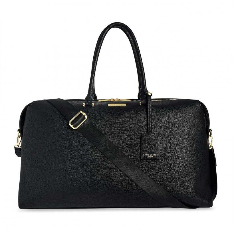 KENSINGTON WEEKEND BAG - BLACK