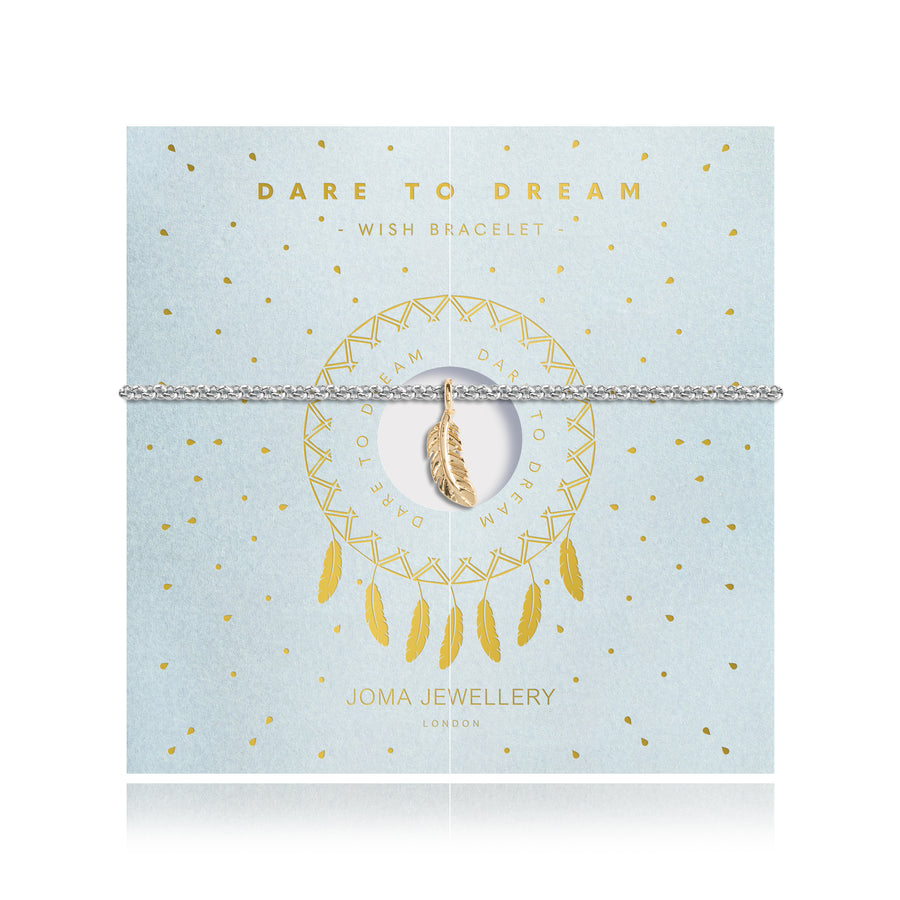 WISH BRACELET - DARE TO DREAM