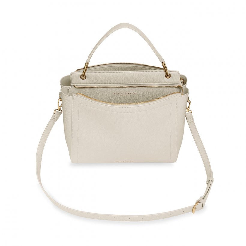 HARLOWE BAG - OFF WHITE