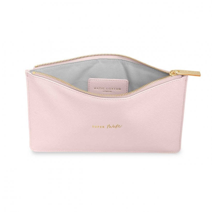 PERFECT POUCH - SUPER MUM - PINK