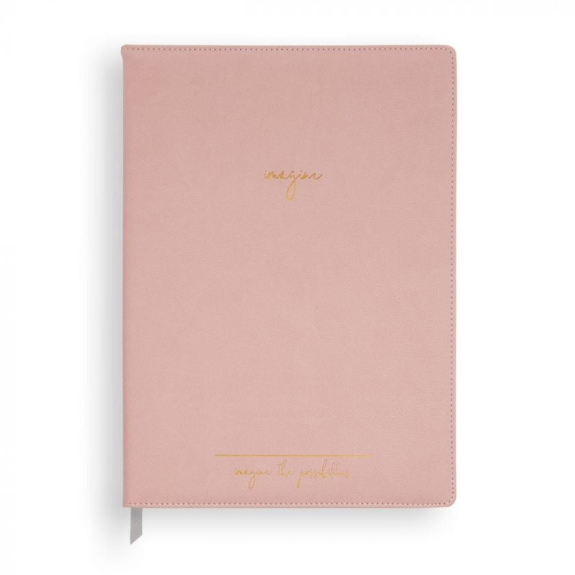 A4 NOTEBOOK - IMAGINE THE POSSIBILITIES