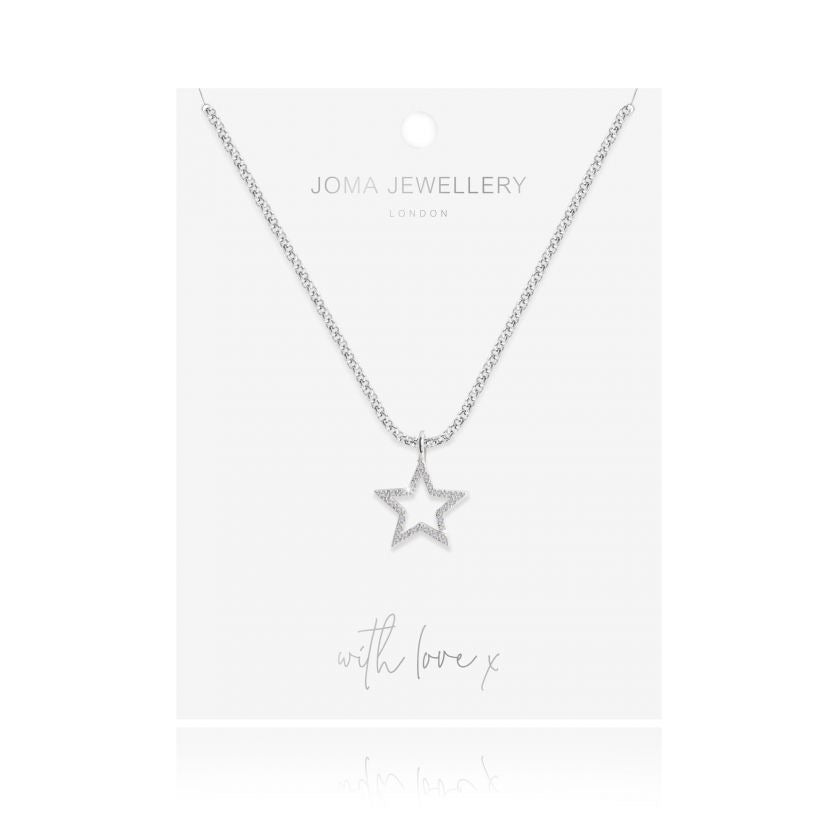 EVIE STAR NECKLACE