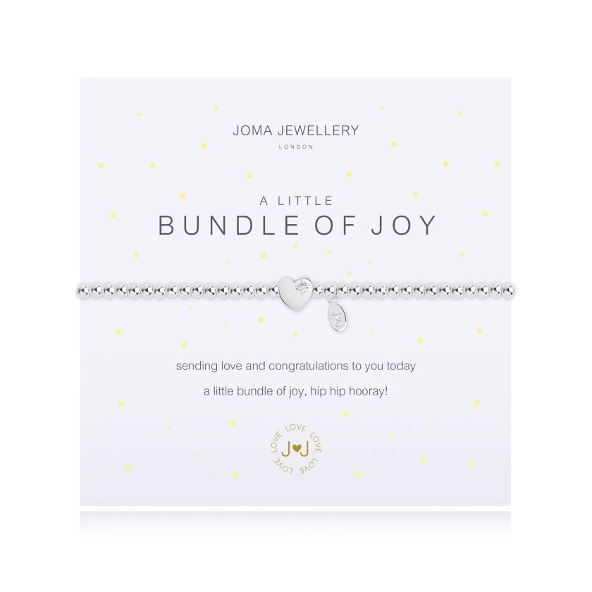 A LITTLE BUNDLE OF JOY - BRACELET