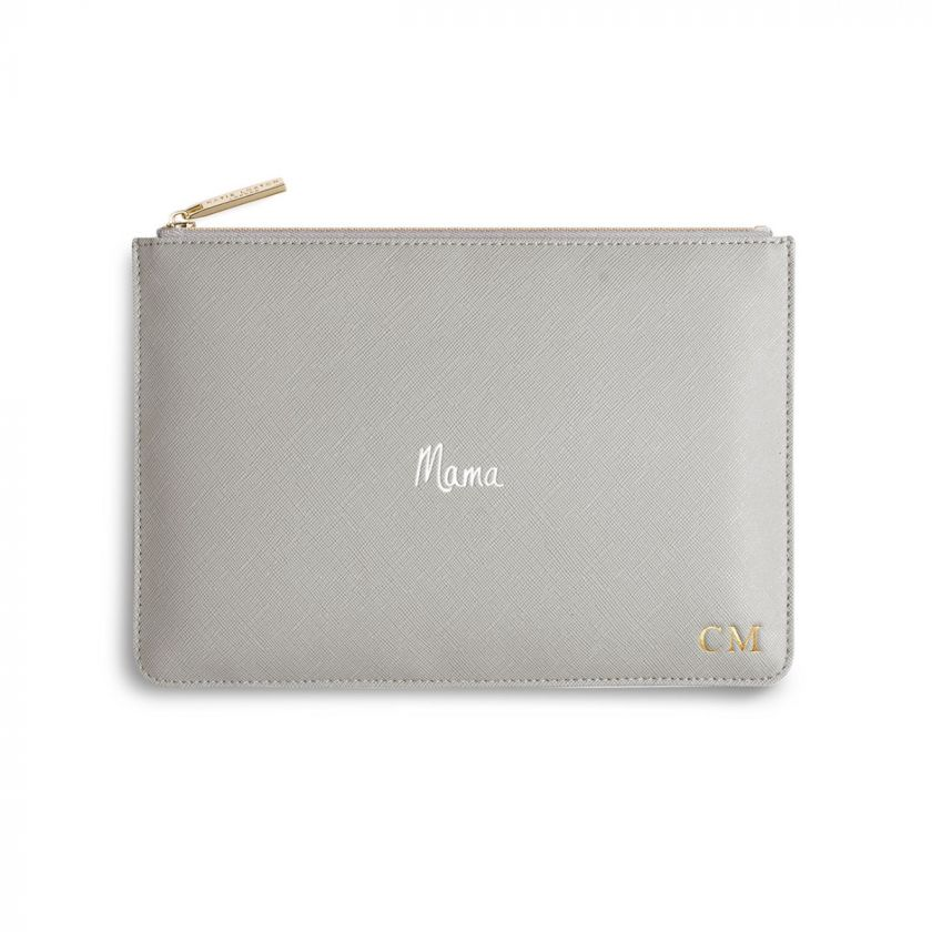 PERFECT POUCH - MAMA - GREY