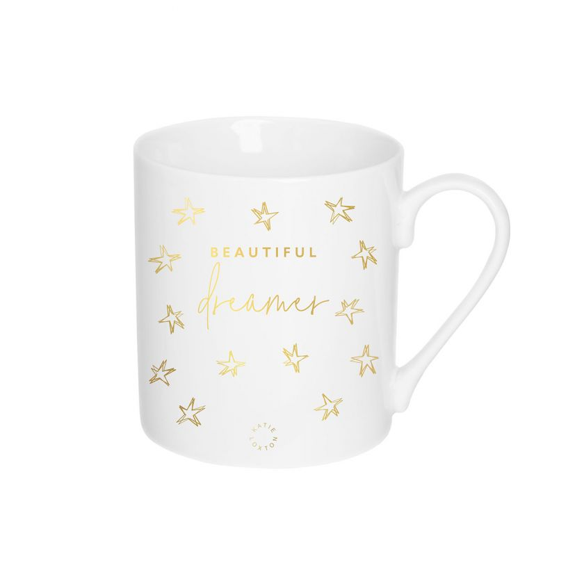 PORCELAIN MUG - BEAUTIFUL DREAMER