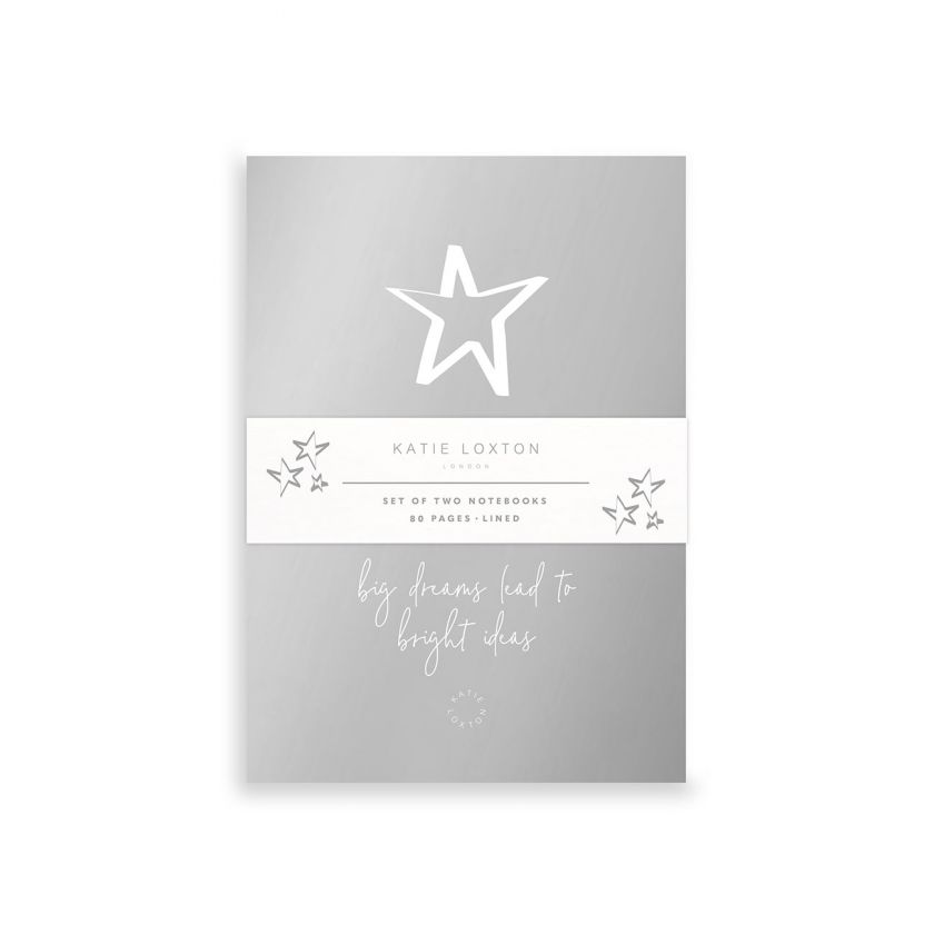 DUO PACK NOTEBOOKS - BIG DREAMS LEAD TO BRIGHT IDEAS