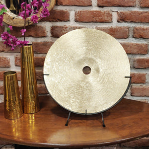 Gong table and wall accent vara store 1