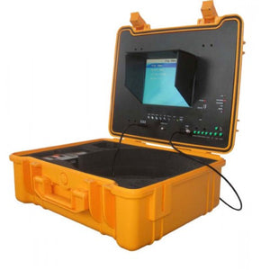 "10"" Regular Control Station with USB& SD Card Recording"