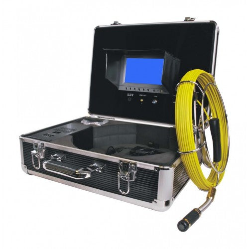 Portable 3188D Sewer Camera with Alumnium Case