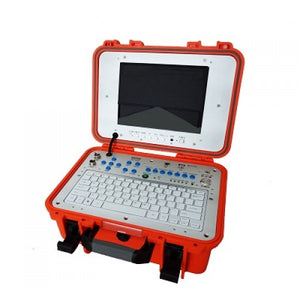 "10"" Multi-function Control Box w/USB& SD Recording and Keyboard"
