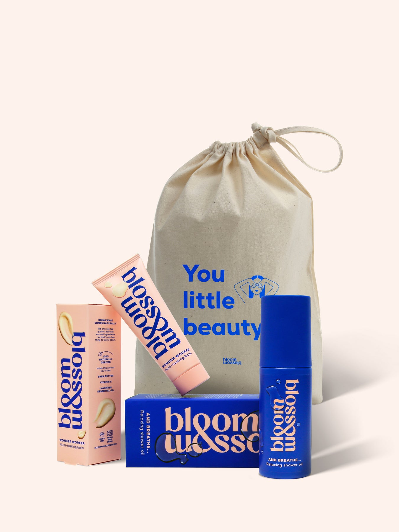 WONDERFUL YOU Soothe & Relax Gift Set
