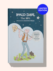 The BFG by Roald Dahl_Web exclusive limited edition book