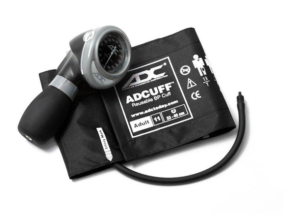 ADC 703 Series Palm Style Sphygmomanometer Manual Blood Pressure Unit