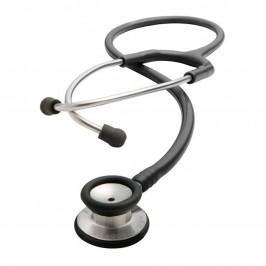 ADC Adscope 603 Dual Head Stethoscope Adult Black (Littmann Clone) - MedWest Inc.