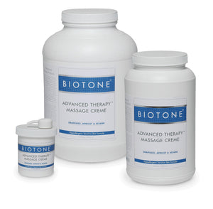 BioTone Advanced Therapy Massage Crème - MedWest Inc.