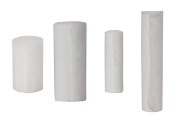 Conforming Stretch Roll Gauze Bandage Individually Wrapped - Sold by bag - MedWest Inc.