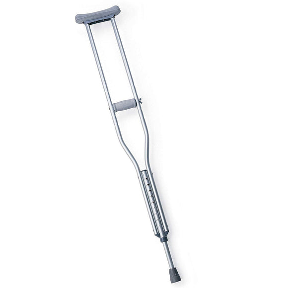 Aluminum Crutches, Pair - MedWest Inc.