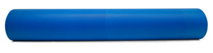 "FIT Professional High Density Firmest Foam Rollers 6"" x 36"" - Dark Blue - MedWest Inc."