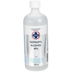 Isopropyl Rubbing Alcohol 99% 500mL