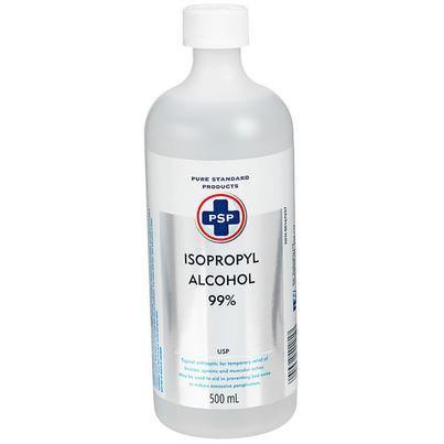 Isopropyl Rubbing Alcohol 99% 500mL - MedWest Inc.