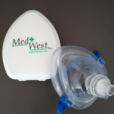 MedWest Pocket CPR Mask
