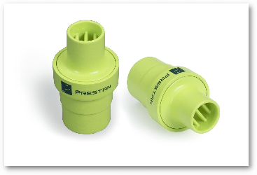 Prestan Training Mask Adaptors