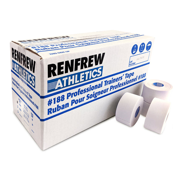 Renfrew Athletic Tape 32rl/cs