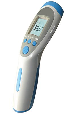 Touch Free Infrared Thermometer - MedWest Inc.