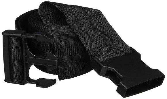 Western Utility Straps Traction Harness Mobilization Belt Utility Black Straps 96