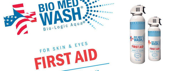 Bio Med Wash Spray for Eye Wash/Wound Irrigation