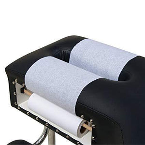 "Chiropractor Headrest Table Paper 8.5"" x 225' Smooth, 25 rolls/case"