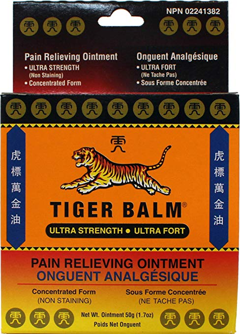 Tiger Balm Ultra 50gm