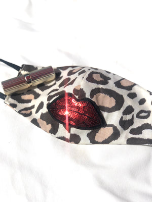 KISS MY MASK - Leopard Edition
