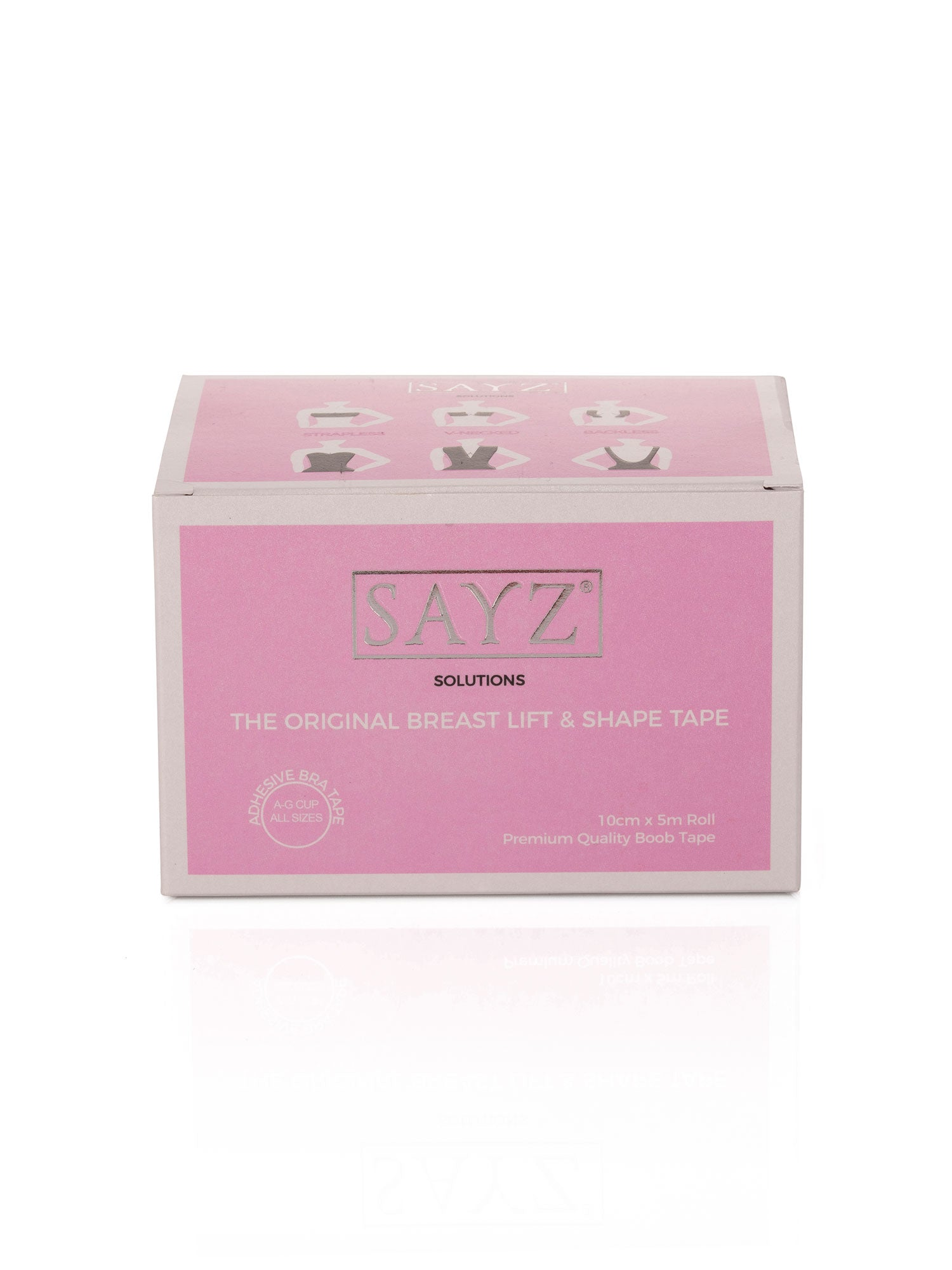 SAYZ BOOB TAPE NO:2 (A-G CUP/ALL SIZES)