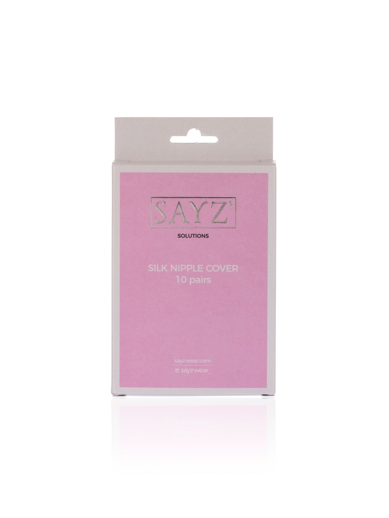 SAYZ SILK NIPPLE COVER