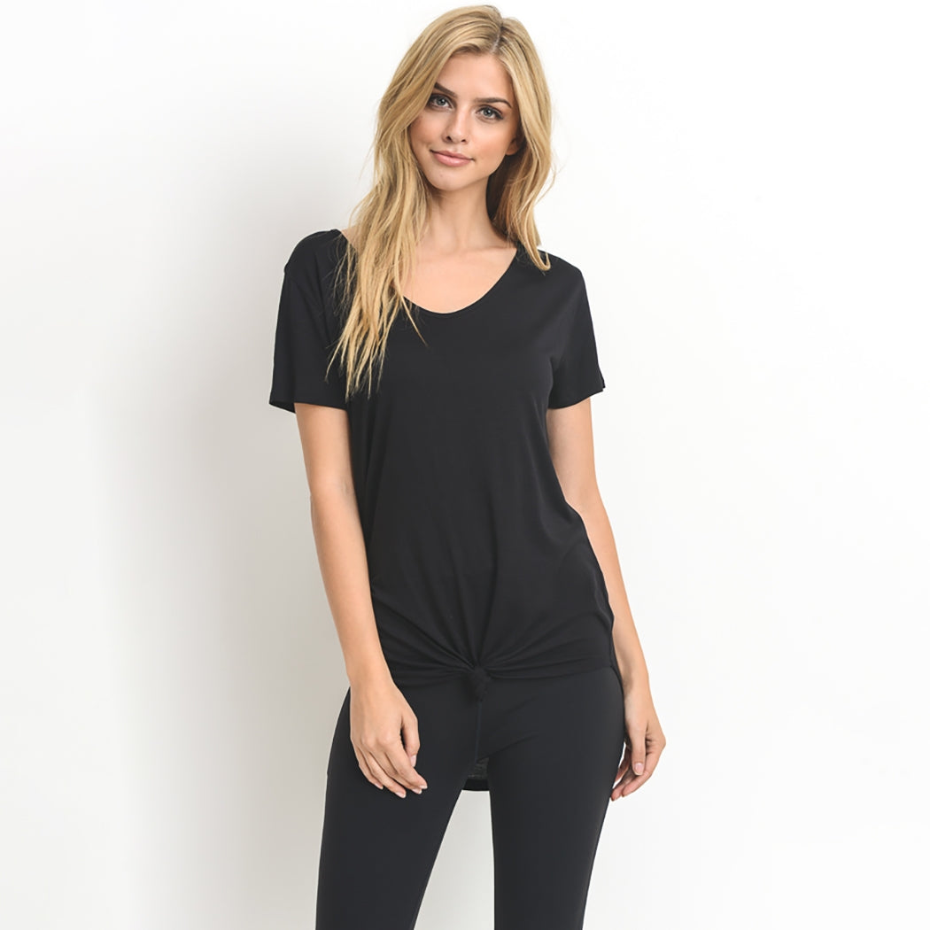 Mono B Tie front detail top