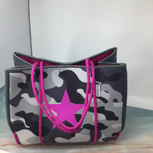 Load image into Gallery viewer, Ahdorned handbags/totes