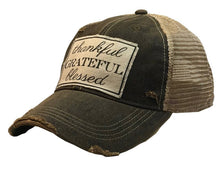 Load image into Gallery viewer, Vintage life trucker caps