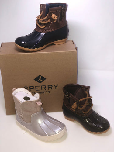 Sperry Duck boots toddlers