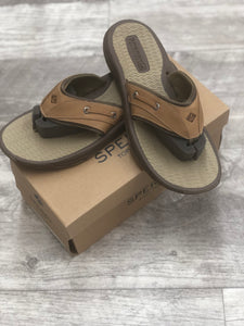 Sperry Outer Banks Flip Flops