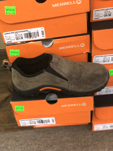 Merrell jungle Mocs (boys)