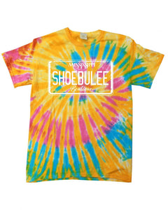 Tie dye for Shoebulee tee