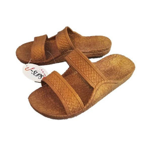 Kid's, Women's, and Men's J-Slips Hawaiian Jesus Sandals Pastel & Classic Colors